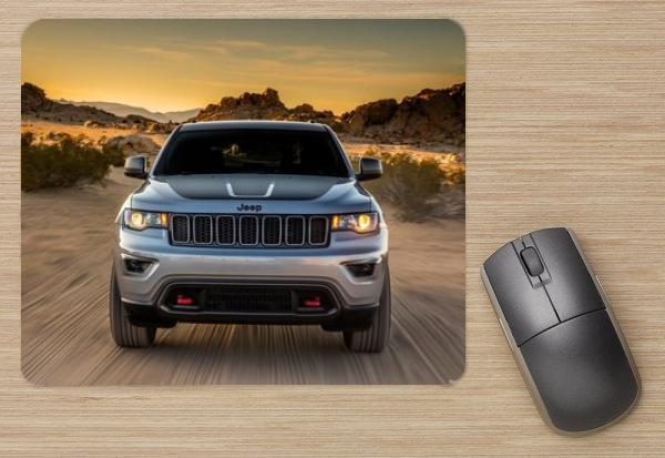 Jeep Grand Cherokee Trailhawk 2017 mousepad #1250897