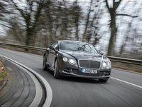 Bentley Continental GT Speed 2015 poster