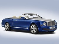Bentley Grand Convertible Concept 2014 poster