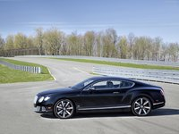 Bentley Continental GT W12 Le Mans Edition 2014 poster