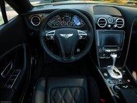 Bentley Continental GT Speed Convertible 2014 poster