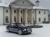 Bentley Mulsanne 2013 poster