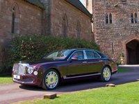 Bentley Mulsanne Diamond Jubilee 2012 poster