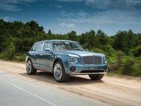 Bentley EXP 9 F Concept 2012 poster