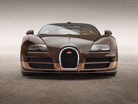 Bugatti Veyron Rembrandt Bugatti 2014 poster