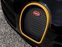 Bugatti Veyron Grand Sport Vitesse 1of1 2014 poster