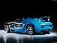 Bugatti Veyron Meo Costantini 2013 poster