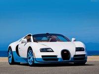 Bugatti Veyron Grand Sport Vitesse 2012 poster