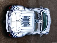 Bugatti Veyron Grand Sport LOr Blanc 2011 poster