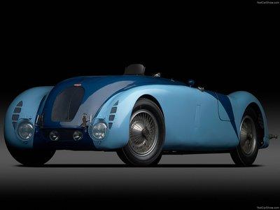 Bugatti Type 57g Tank 1937 Poster 11687 Printcarposter
