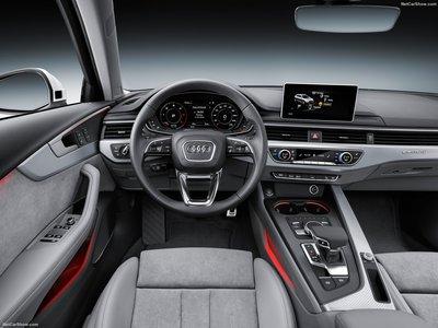 Audi A4 Allroad Quattro 2017 Poster 1245332