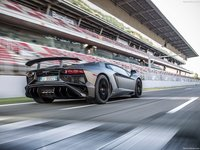 Lamborghini Aventador LP750-4 SV 2016 poster