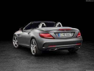 Mercedes Benz Slc 2017 Poster 1245660