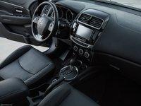 Mitsubishi Outlander Sport 2016 poster