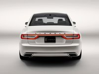 Lincoln Continental 2017 poster