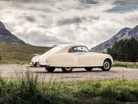 Bentley R-Type Continental 1953 poster