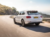 Bentley Bentayga 2016 poster