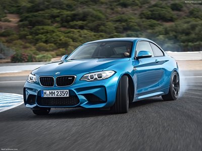 Bmw M2 Coupe 2016 Poster 1248200
