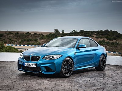Bmw M2 Coupe 2016 Poster 1248219