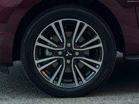 Mitsubishi Mirage GT 2017 poster