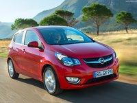 Opel Karl 2015 poster