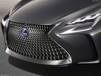 Lexus LF-FC Concept 2015 poster