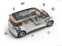 Volkswagen Budd-e Concept 2016 poster