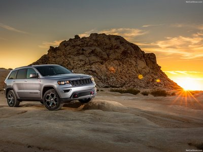 Jeep Grand Cherokee Trailhawk 2017 poster #1250878