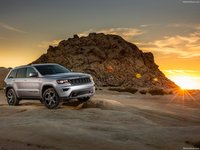 Jeep Grand Cherokee Trailhawk 2017 #1250878 poster