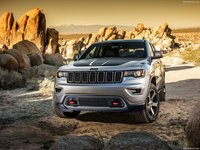 Jeep Grand Cherokee Trailhawk 2017 #1250886 poster