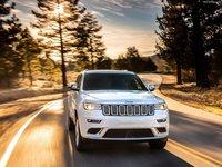 Jeep Grand Cherokee Summit 2017 poster