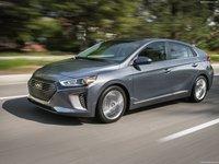 Hyundai Ioniq US 2017 poster