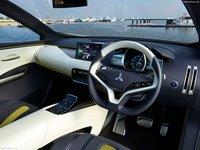 Mitsubishi eX Concept 2015 poster
