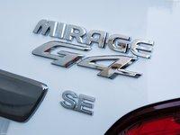 Mitsubishi Mirage G4 2017 poster