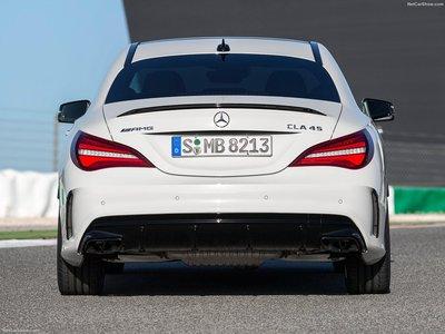 Mercedes-Benz CLA45 AMG 2017 poster #1251808 - PrintCarPoster.com