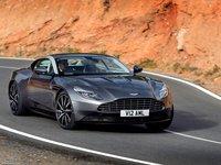 Aston Martin DB11 2017 poster