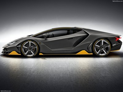Lamborghini Centenario 2017 Poster 1252568 Printcarposter Com