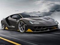 Lamborghini Centenario 2017 poster