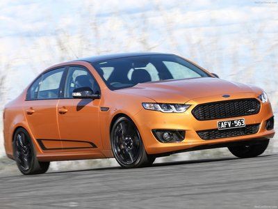 Ford Falcon 2016 >> Ford Falcon Xr8 Sprint 2016 Poster