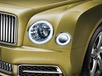 Bentley Mulsanne Speed 2017 poster