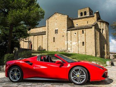 Ferrari 488 Spider 2016 poster #1253779