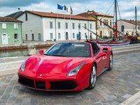 Ferrari 488 Spider 2016 #1253791 poster