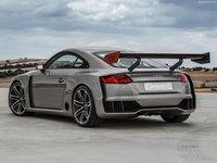 Audi TT Clubsport Turbo Concept 2015 poster
