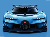 Bugatti Vision Gran Turismo Concept 2015 poster