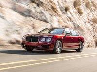 Bentley Flying Spur V8 S 2017 poster