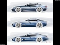 Ferrari F12 Berlinetta Lusso by Touring 2015 poster
