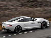 Aston Martin Vanquish Carbon White 2015 poster