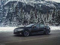Tesla Model S 2013 poster