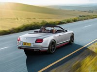 Bentley Continental GT Speed Black Edition 2017 poster