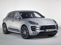Porsche Macan Turbo with Performance Package 2017 poster